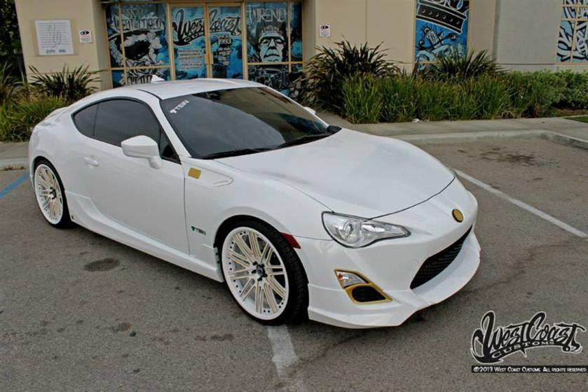 Ryan Jr.'s 2013 Scion FR-S