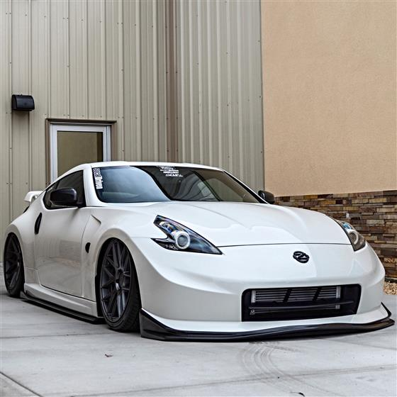 Booth 45093 - 2012 Nissan 370Z Nismo