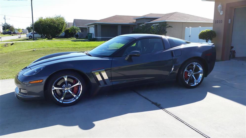 2010 Corvette Grand Sport,Chevrolet