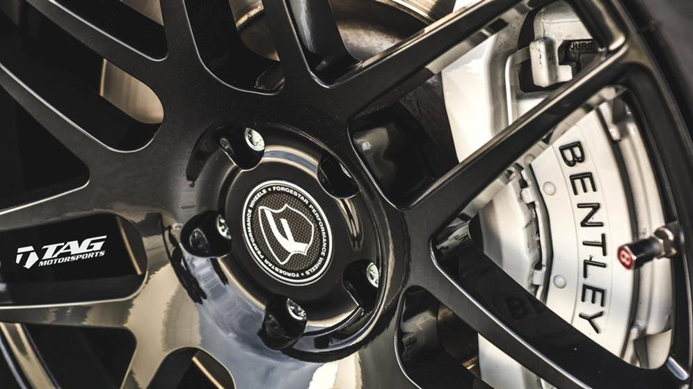 13' Bentley GT w/ TAG Blackout